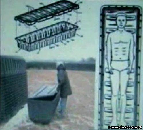 Гробы для американцев